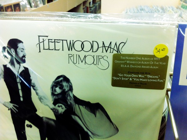 Fleetwood Mac Rumors