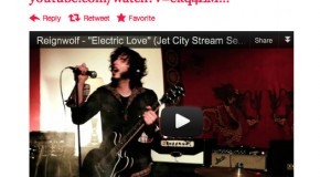 Jordan Cook aka Reignwolf Liverpool Sound City show review