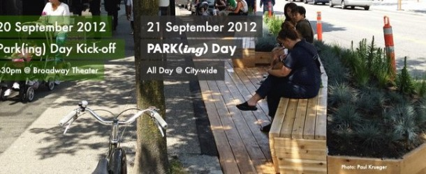 Ominocity's Guide to Saskatoon Park(ing) Day