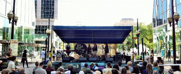 Regina Folk Festival 2012: Photo Essay and Review