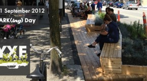 Saskatoon Park(ing) Day Schedule Announced