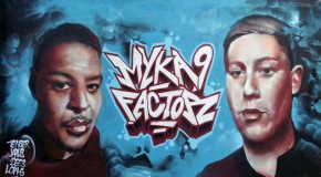 Myka 9 and Factor drop new single: Video