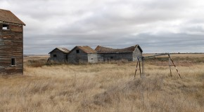 Ghost town, Saskatchewan Part 4: Photo Essay