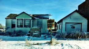Ghost Town, Saskatchewan Part 6: Photo Essay