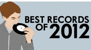 Ominocity Picks Their Top Albums of 2012: Playlist