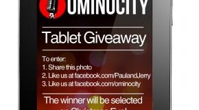 Ominocity teams up with Royal LePage Varsity for Tablet Giveaway: Contest