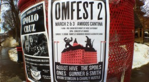 OMFEST 2 Performer Schedule Announced