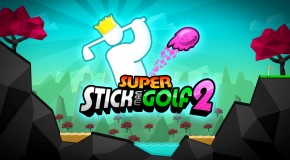 Saskatoon Indie Game Studio Noodlecake Releases Super Stickman Golf 2