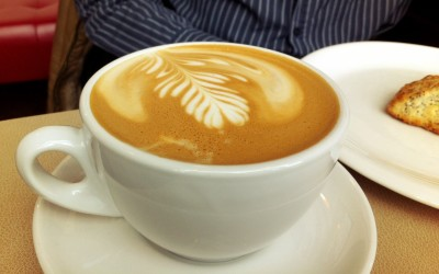 coffee latte saskatoon