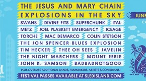 Sled Island unveils their extended line-up for 2013