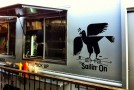 Meet Sailin' On, Edmonton's punk rock vegan food truck