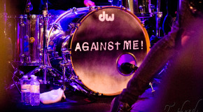 Photo Review: Against Me, Laura Stevenson and the Cans, Cheap Girls