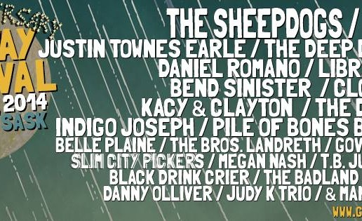 The Sheepdogs, Deep Dark Woods top Gateway Festival's 2014 line-up