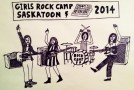 Local bands rock cover songs for Girls Rock Camp Saskatoon benefit