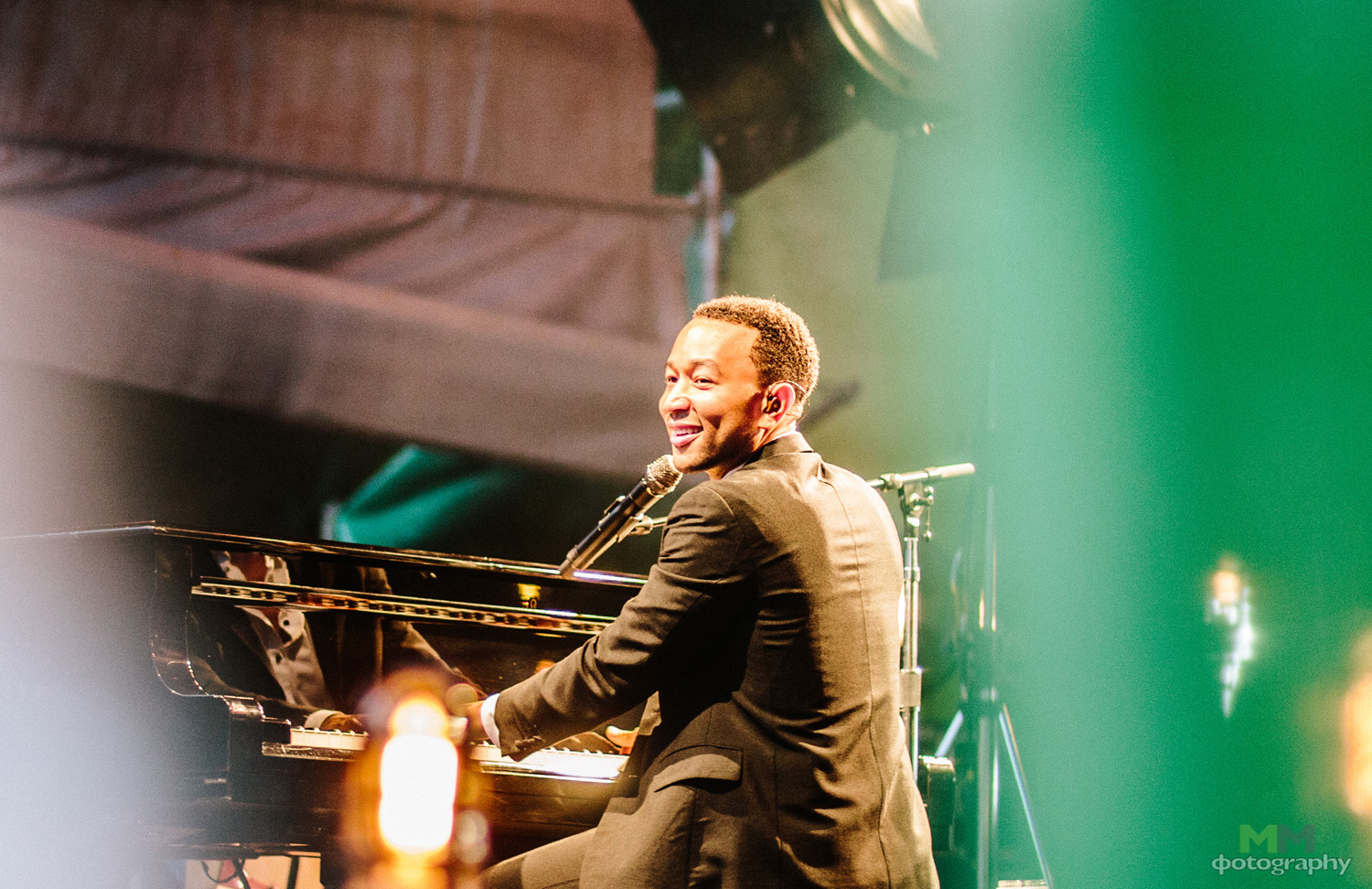 John Legend at Bessborough Gardens