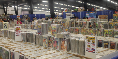 Saskatoon Comic & Entertainment Expo 2014