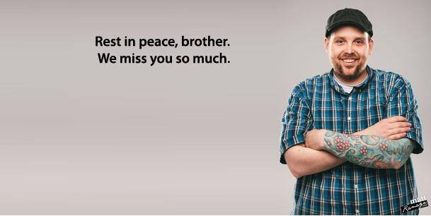 RIP derek bachman 1
